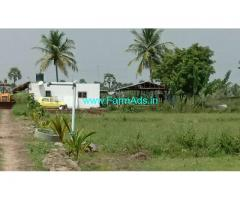 4 Acres Agriculture Land with Farm House for sale near Acharapakkam