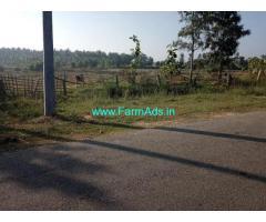 Agriculture land for sale 4 acre at Dabbegatta Hobli Turuvekere Taluk