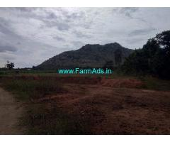 2 Acre Farm Land for sale 7KM from Malavalli