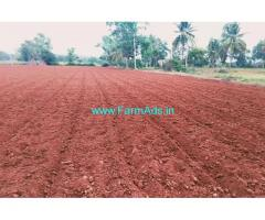 3 acre agricultural farm land for sale at Malavalli, red fertile soil