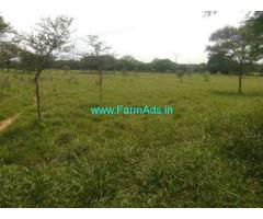 Low price 18 Acres agriculture land for sale near Kangeyam