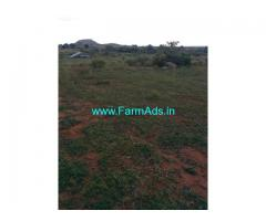 3.22 Acre farm land for sale bagepalli to Bangalore highway