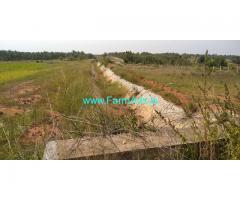 1 Acres Agriculture farm land for sale near Bellur Cross. Nagamangala road.