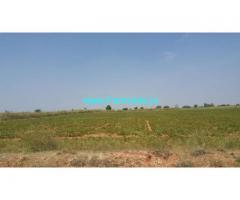27 Acres Farm land for sale near Hiriyur