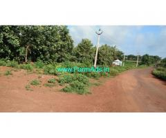2.5 Acres Agriculture land for sale at Kompally