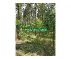 1 Acre 31 Gunta Agriculture Land for sale 1km from Gundlupet Town