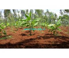 7.27 Acres Farm land with Farm House for sale at Chatinahalli Palya