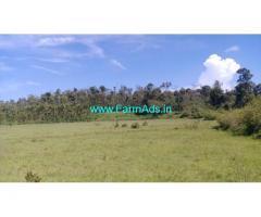 9 Acres Farm Land for sale in Sakleshpur