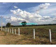 4 Acres 5 Gunta Agriculture land for sale at Chevella