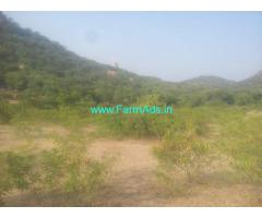 55 Acres Land for sale in Mahabubnagar,6km from Bangalore Highway