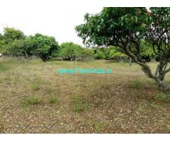 4.50 Acre Agriculture land sale near Shoolagiri,45km from Bangalore
