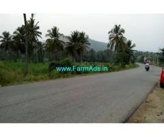 36 Gunta Scenic Farm for sale 4.5 KMS from Srirangapatna