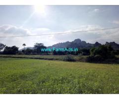 3 Acres Agriculture Land for sale at kanakkankuppam village, gingee