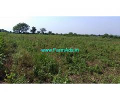 4.5 Acres Agriculture Land for Sale near Shiwapur