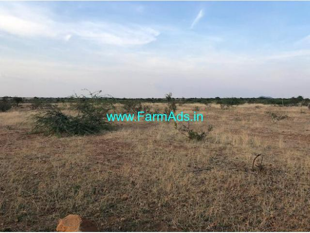 112 acres land for immediate sale in Pavagada Thirumani road