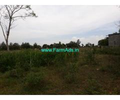 1 Acre 15 Guntas Farm Land for Sale at Hampapura,Manandavadi Road