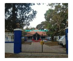 0.19 Acres Land with Portuguese Heritage Home For Sale in Goa