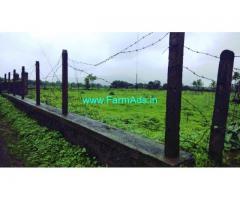 Mountain View 1.5 Acres Agriculture Land for sale at Bhilawale, Khalapur