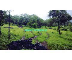 3 Acres Agriculture Land for sale at Pali, Khalapur