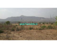 20 Acres Plain Land for sale near Shedung Toll Plaza, Panvel