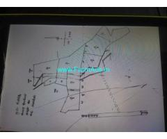 200 Acres Farm land for sale neear Amarapura Sira - Solar Sub  Station