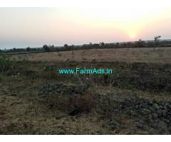 4 Acres 20 Guntas Land for Sale at Ennaram,Mominpet Thandoor route