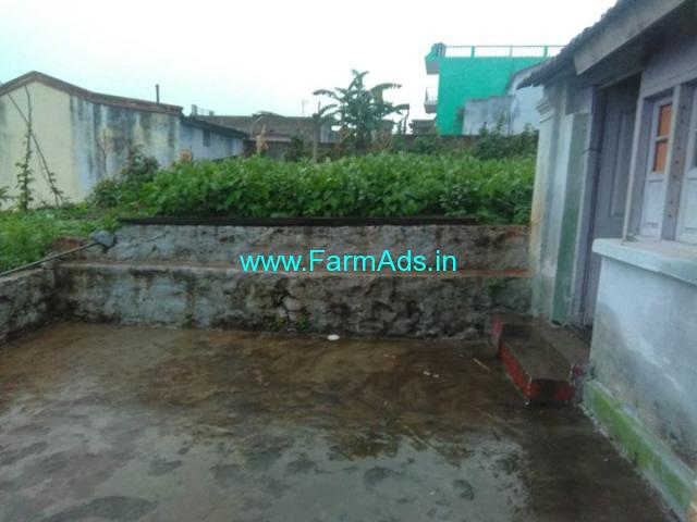3 Cents Land with Old house for Sale in Ketty,6km from Ooty Ooty
