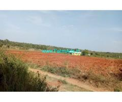 8.5 Acres Nugu Backwater adjacent Farm Land for sale at HD Kote