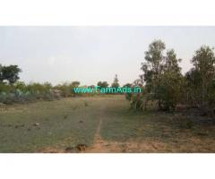 6.18 acre agriculture land is for sale, 12kms from Madanapalli town