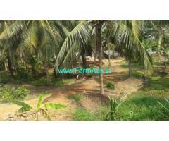 54 Cents Farm Land with Farm House for sale near Edayazham Venchoor Highway