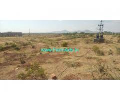150 acers open farm land for sale at kanaganipalli mandalam