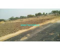 130 Acres open farm land for sale at Ammapuram Village, Narmetta Mandal,.