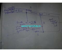 5.96 acres farm land for sale At somaghatta, chilamathur mandal