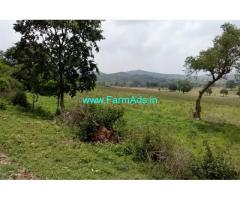 4 Acres farm land for sale at Mangla Village next to Bandipur forest