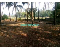 700 sq ft Land for Sale at Anjuna,close to Beach