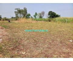 50 Acres Land for Sale near Halkarni near Highway