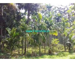 2 acres of Developed Farm for sale Near Gorawanahalli, Koratagere Taluk.