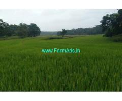 2 Acer Agriculture farm land for sale at DANDALI, 10 km from GANESHGUDI