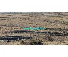 9.2 Acres Agriculture Land for Sale near Kandukur,Butterfly City