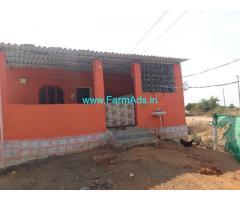 1 Acre Farm house for Sale near Shahbad, Chevella Road