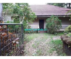 Portuguese House in 630sq mt Land for Sale at Tivim