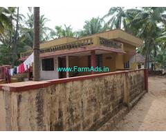 Beach View House in 20 cents Land for Sale at Yermal Bada,near NH 66