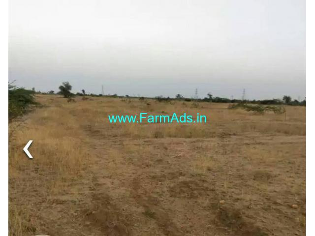 14.39 acres agricultural land for sale, 4km  Bangalore-hyderabad highway