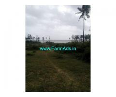 37000 sq meter Sea touch land for Sale in Vengurla, near Chippi Airport