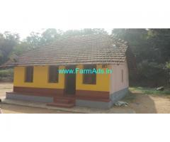 2 Acres 25 Cents Agriculture Land with house for Sale near Melkar,near NH