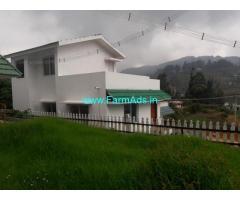 Farm Villa in 7 Cents land for Sale in Kodaikanal