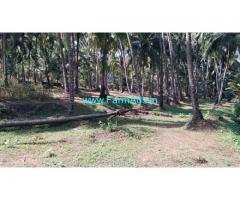 Sea View 1.65 Acres Land for Sale near Muzhappilangad beach