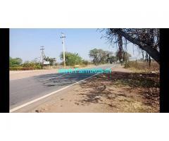 6 Acres Land for Sale near Chevella Vikarabad Highway,Alhabib College