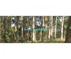 6 Acres Agriculture Land for Sale near Mananthavady