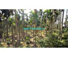 7 acers of land - Agricultural land for sale near alvas collage moodbidri